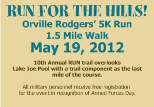 Orville Rodgers 5K Run/1.5 Mile Walk - International Museum of Cultures